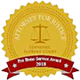 Best Lawyers - Brandon E. Bass - 2018