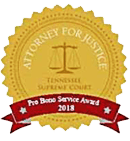 Attorney for Justice - Tennessee Supreme Court