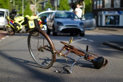 bicycle collisions