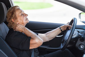 Car Accidents Involving Elderly Drivers